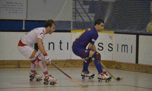 Reus Deportiu i Barça jugaran aquest dissabte una de les semifinals de la Copa del Rei a Lloret. L'altra enfrontarà a l'Igualada i al Liceo (FOTO: ARXIU)