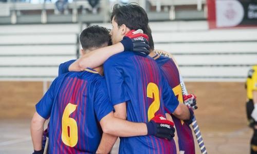 El Barça Lassa ha obtingut la quarta i última plaça directa pels quarts de final del play-off després de guanyar al CP Congrés a l'últim minut